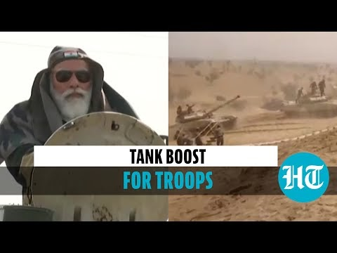 Watch: New Made-In-India Tanks For Army; PM Modi To Hand Over Arjun MK-1A
