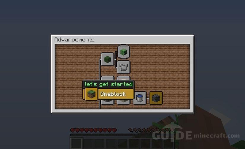 Me aasa karta hu aap sabhi sacche honge. Minecraft One Block 1.17 Download - How To Download One
