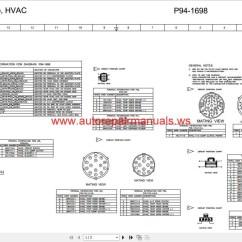 Ecm Wiring Diagram Crane Keystone Rv Free Auto Repair Manual Kenworth Truck Service