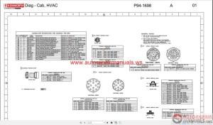 Free Auto Repair Manual : Kenworth Truck Service Manual, Owner Manual, Diagram All
