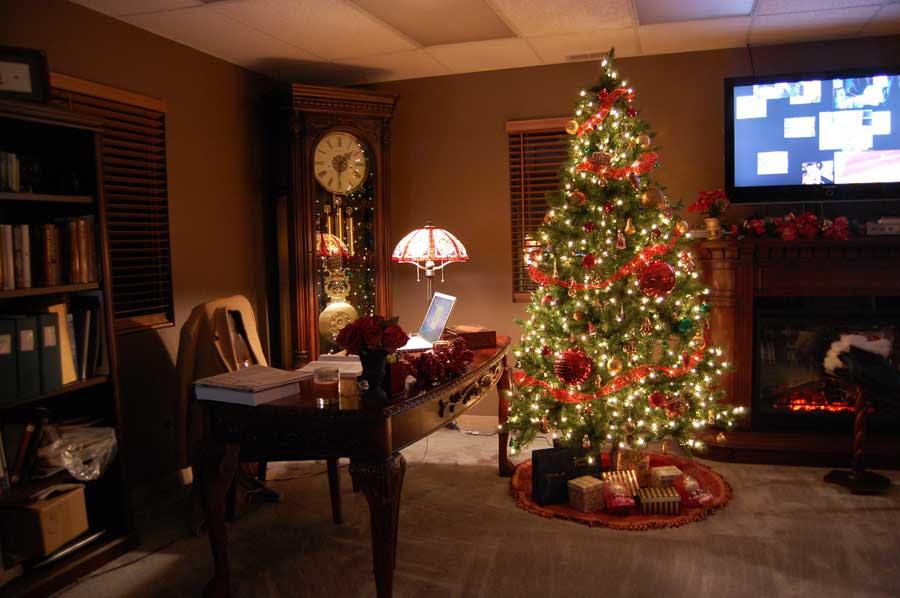 Home Christmas Decorations Porentreospingosdechuva