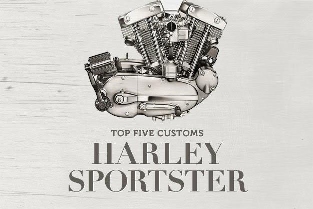 Northern Spirit: Top 5 Harley Sportsters by Bike Exif...
