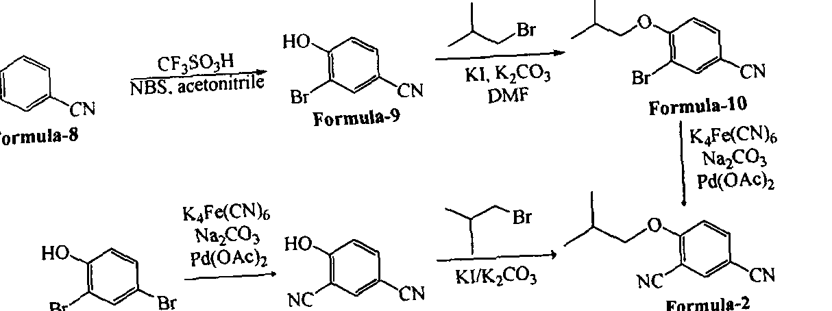API SYNTHESIS INTERNATIONAL: Febuxostat