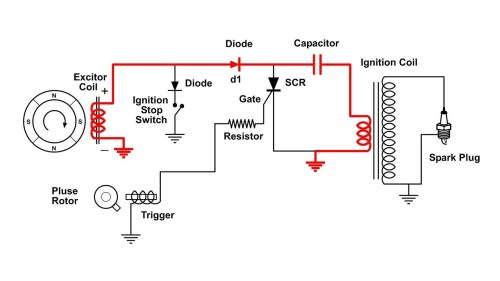 small resolution of 2 cycle magneto wiring schematic