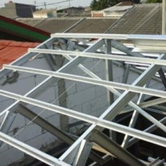 Cara Menghitung Pemakaian Baja Ringan Untuk Atap Rumah Concept 39 Kuda Minimalist Home