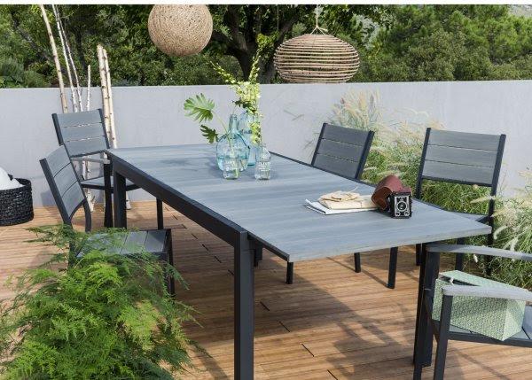 table de jardin et chaise leroy merlin