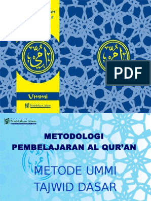 Download Buku Metode Ummi Pdf : download, metode, Download, Metode, Dunia, Sosial