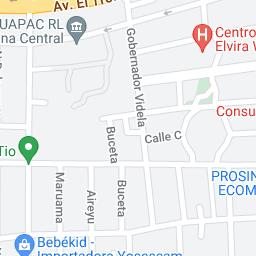 MAPAS DE SANTA CRUZ DE LA SIERRA