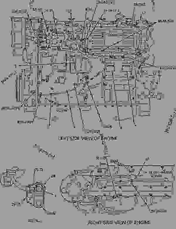[DIAGRAM] Caterpillar C13 Serpentine Belt Diagram FULL
