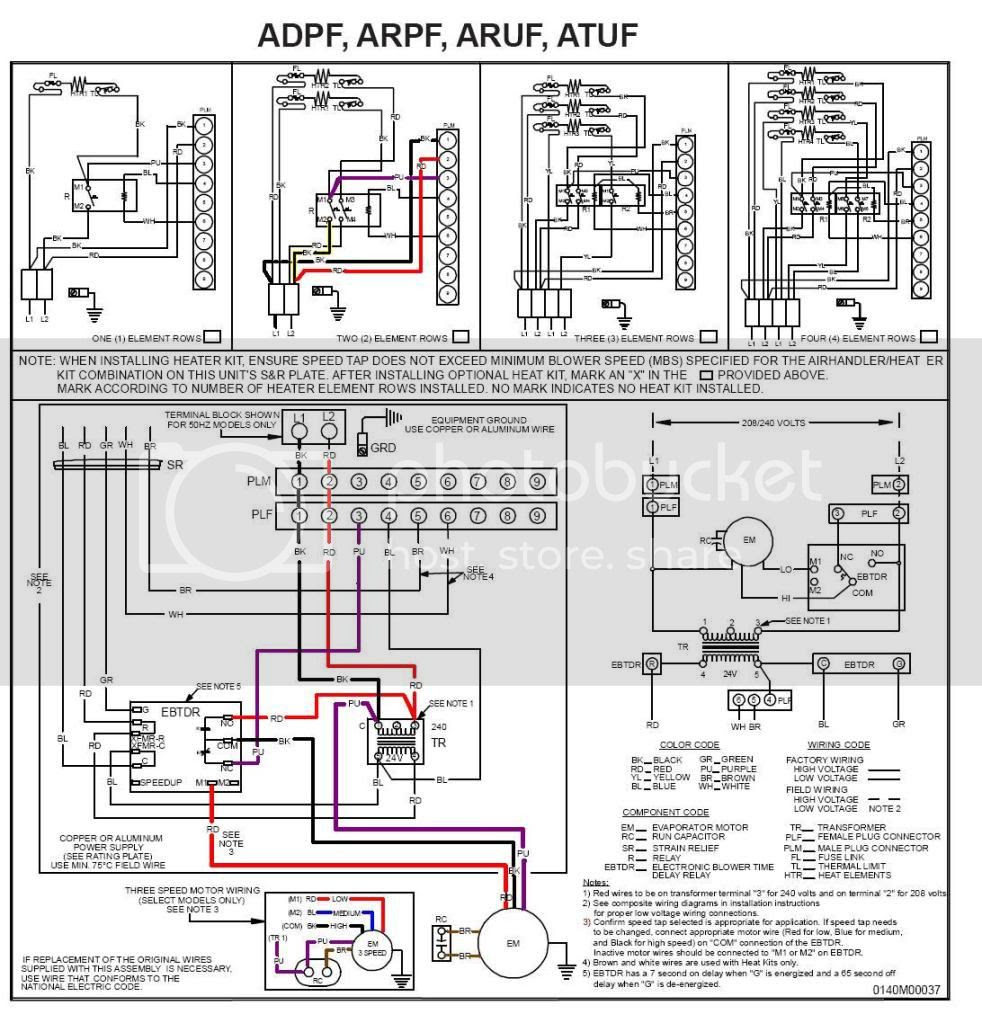 medium resolution of goodman heater sequencer wiring diagram