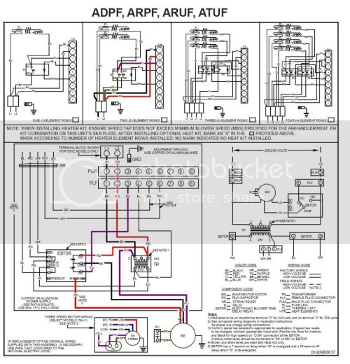 small resolution of goodman heater sequencer wiring diagram