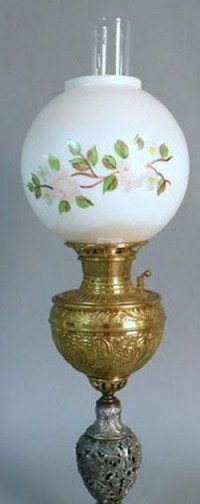 antique lamp lighting: ANTIQUE LAMPS VALUE