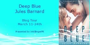 Deep Blue Banner