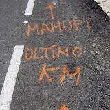I Marató de Muntanya de Finestrat (28-Abril-2012)