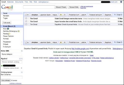 Cara Membaca  Mengirim Email Di Gmail  DM31