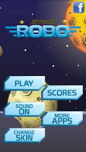 Jetpack Robo, Fly! screenshot 0