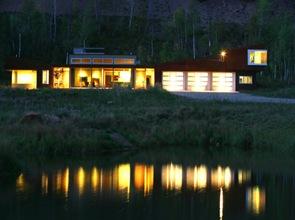 Residencia Cemento Creek Colorado usa