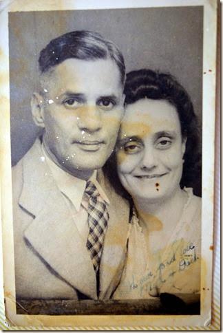 Gerald William Flynn Young and Freda Dorothy May Kilburn