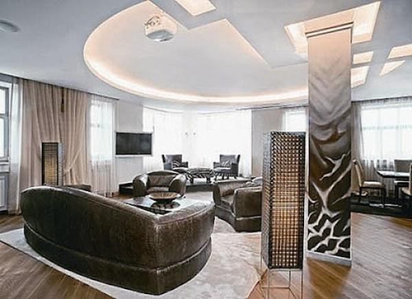 6 Maneras creativas de utilizar las columnas en tu hogar-3