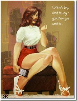 redrump-spanking-art