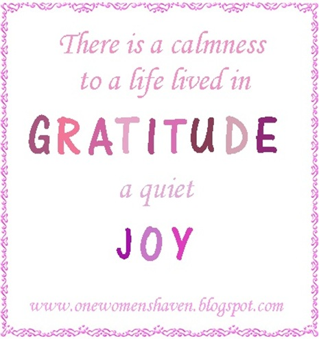 Gratitude 2 word art