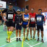 El Maratón Alpino Madrileño según Commedia (12-Junio-2011)