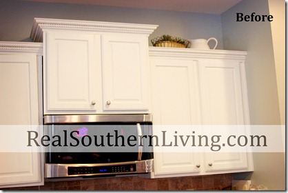 Kitchen Cabinet Glaze 001