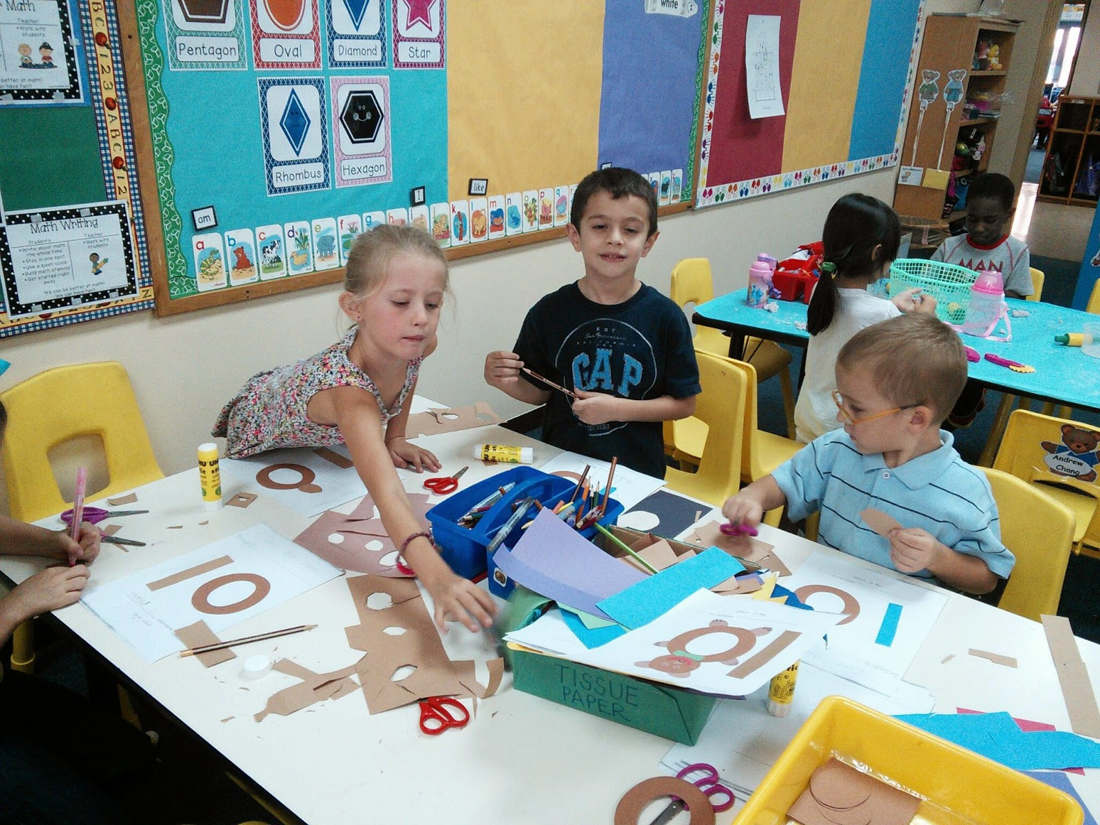 The Kindergarten Care Bears Zero The Hero