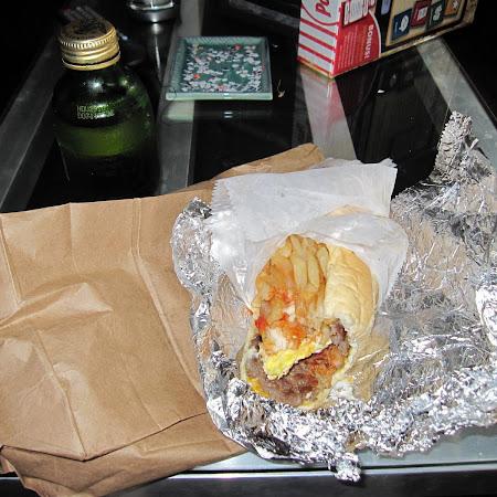 Fat Magnum Sandwich