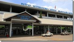 Wattay Airport Vientiane