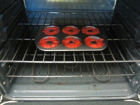 red velvet donut 119