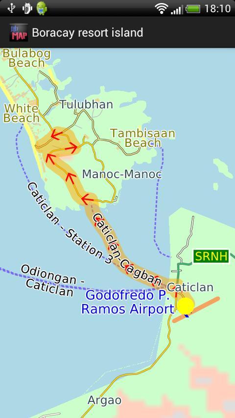 Boracay offline map - Android Apps on Google Play
