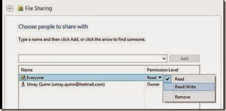 cara mengatur hak akses folder di komputer
