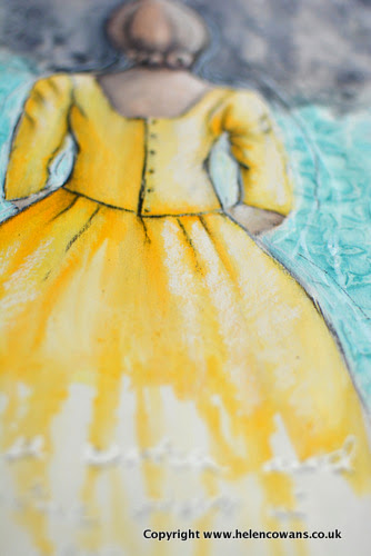 Week 15 yellow girl 1