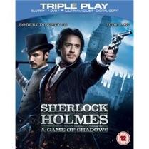 DVD Blu Ray - Sherlock_Holmes II