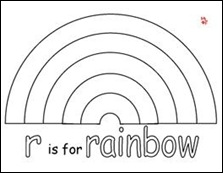 Rainbow-Bingo