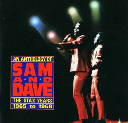 The Stax Years - Front