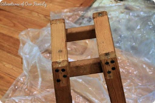 stool top
