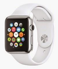 Apple Watch home screen