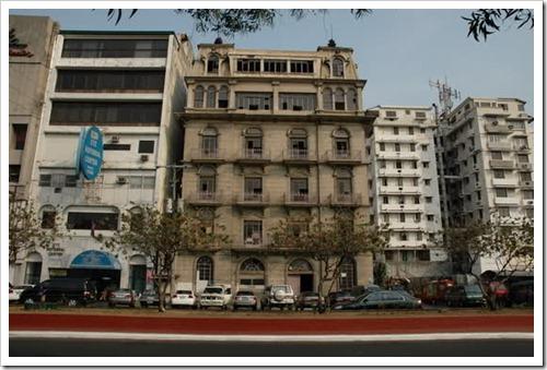 Luneta Hotel 2005