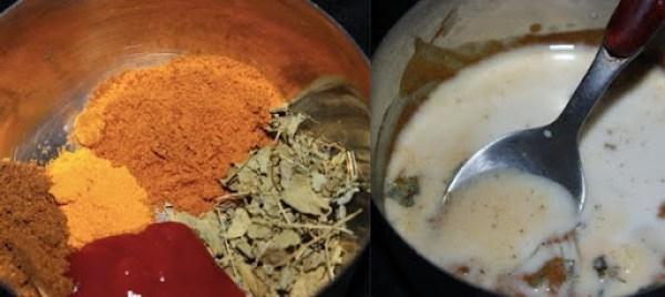 Panner butter masala step 3