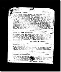 Arthur Espiner war record