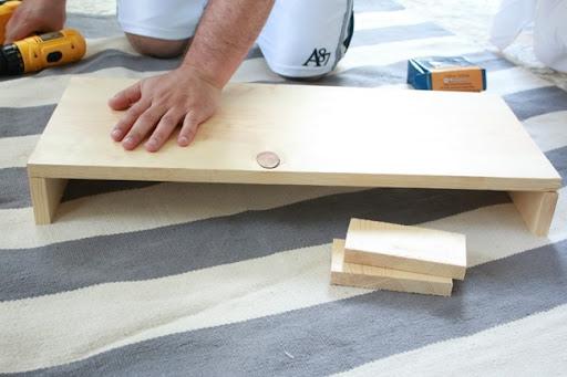 Wooden Board Fit Cornice