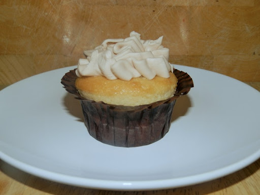 Nutella Melt Flavour Cupcakes