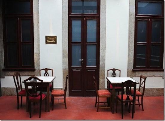 Terrasse Elisabete do Café Lusitano 1