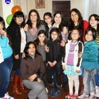 """Alcaldesa visitó hogar """"Teresa de Jesús"""""""