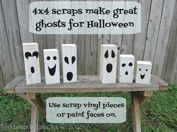 4x4's halloween ghosts