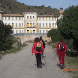 Marcha por el sendero PR CV 243 (1-Enero-2009)