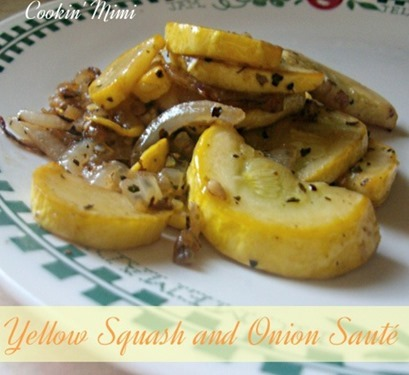 Not In Jersey Fifteen Yellow Squash Recipes