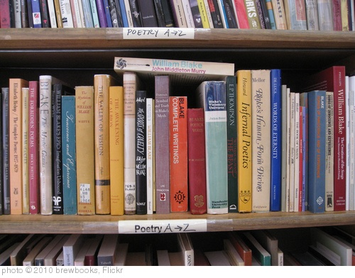'William Blake Books' photo (c) 2010, brewbooks - license: http://creativecommons.org/licenses/by-sa/2.0/